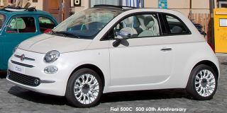 Fiat 500 - Image credit: © 2018 duoporta. Generic Image shown.