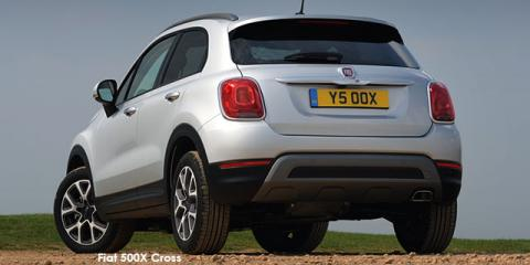 Fiat 500X 1.4T Cross - Image credit: © 2019 duoporta. Generic Image shown.