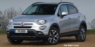 Fiat 500X - Image credit: © 2018 duoporta. Generic Image shown.