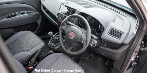 Fiat Doblo Cargo 1.3 Multijet - Image credit: © 2018 duoporta. Generic Image shown.