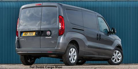 Fiat Doblo Cargo Maxi 1.6 Multijet - Image credit: © 2020 duoporta. Generic Image shown.