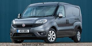 Fiat Doblo Cargo - Image credit: © 2018 duoporta. Generic Image shown.