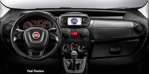 Fiat Fiorino 1.4 panel van (aircon) - Image credit: © 2021 duoporta. Generic Image shown.