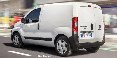 Fiat Fiorino 1.3 Multijet - Image credit: © 2018 duoporta. Generic Image shown.