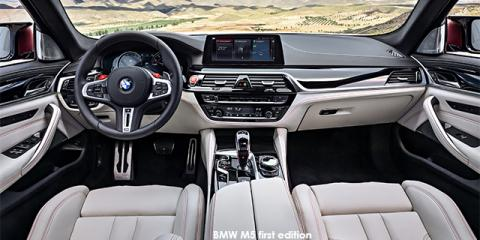 BMW M5 first edition - Image credit: © 2018 duoporta. Generic Image shown.