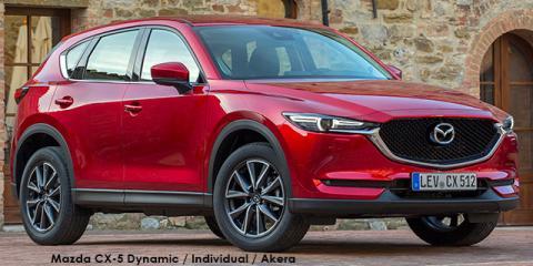 Mazda CX-5 2.0 Individual - Image credit: © 2019 duoporta. Generic Image shown.