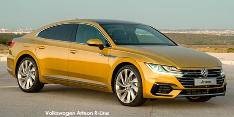 Volkswagen Arteon 2.0TSI 4Motion R-Line - Image credit: © 2018 duoporta. Generic Image shown.