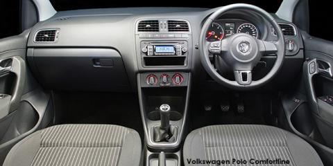 Volkswagen Polo sedan 1.5TDI Comfortline - Image credit: © 2018 duoporta. Generic Image shown.