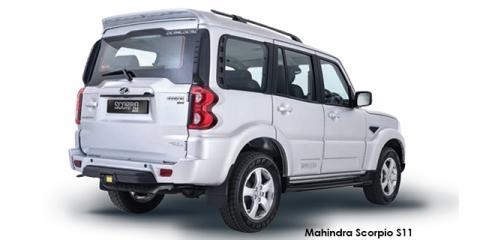 Mahindra Scorpio 2.2CRDe S11 4x4 - Image credit: © 2019 duoporta. Generic Image shown.
