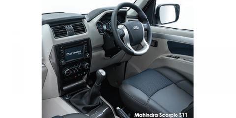 Mahindra Scorpio 2.2CRDe S11 4x4 - Image credit: © 2018 duoporta. Generic Image shown.