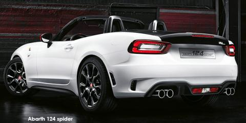 Abarth 124 spider - Image credit: © 2018 duoporta. Generic Image shown.