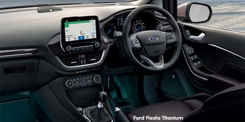 new ford fiesta 1 0t titanium up to r 30 000 discount. Black Bedroom Furniture Sets. Home Design Ideas