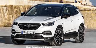 Opel Grandland X - Image credit: © 2018 duoporta. Generic Image shown.