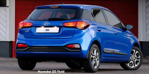 Hyundai i20 1.2 Motion - Image credit: © 2020 duoporta. Generic Image shown.