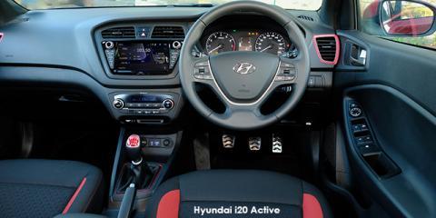 Hyundai i20 Active 1.4 Fluid - Image credit: © 2021 duoporta. Generic Image shown.