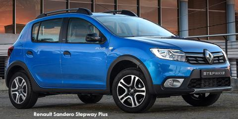 Renault Sandero Stepway 66kW turbo Plus - Image credit: © 2019 duoporta. Generic Image shown.