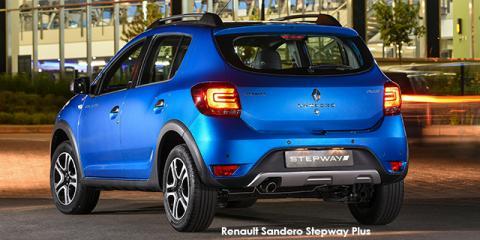 Renault Sandero Stepway 66kW turbo Plus - Image credit: © 2018 duoporta. Generic Image shown.