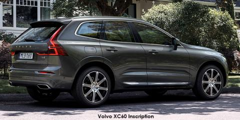 Volvo XC60 D4 AWD Momentum - Image credit: © 2018 duoporta. Generic Image shown.
