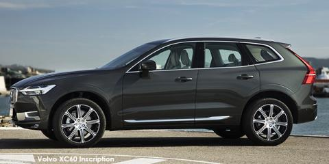 Volvo XC60 D4 AWD Inscription - Image credit: © 2018 duoporta. Generic Image shown.