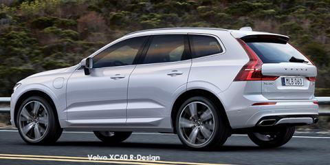 Volvo XC60 D4 AWD R-Design - Image credit: © 2018 duoporta. Generic Image shown.