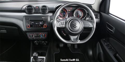 Suzuki Swift 1.2 GL - Image credit: © 2019 duoporta. Generic Image shown.