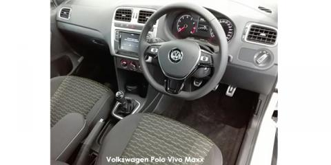 Volkswagen Polo Vivo hatch 1.6 Maxx - Image credit: © 2019 duoporta. Generic Image shown.
