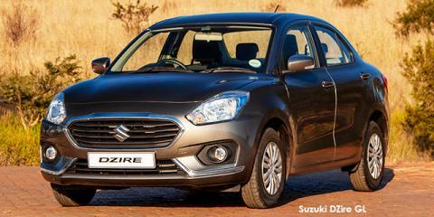 Suzuki DZire 1.2 GL auto - Image credit: © 2018 duoporta. Generic Image shown.