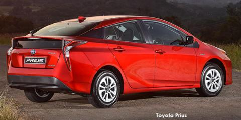 Toyota Prius Hybrid - Image credit: © 2018 duoporta. Generic Image shown.