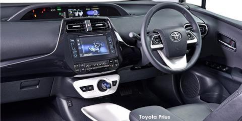Toyota Prius Hybrid - Image credit: © 2019 duoporta. Generic Image shown.