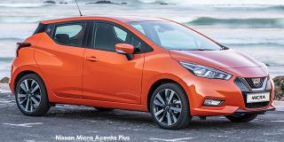 Nissan Micra - Image credit: © 2018 duoporta. Generic Image shown.