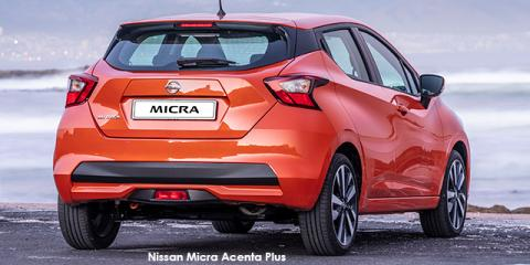Nissan Micra 66kW turbo Acenta Plus - Image credit: © 2018 duoporta. Generic Image shown.