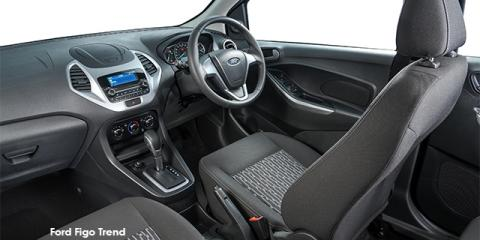 Ford Figo hatch 1.5 Trend auto - Image credit: © 2018 duoporta. Generic Image shown.