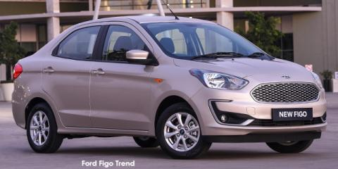 Ford Figo sedan 1.5 Trend - Image credit: © 2019 duoporta. Generic Image shown.