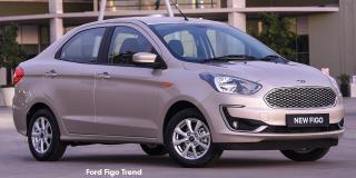 Ford Figo - Image credit: © 2019 duoporta. Generic Image shown.