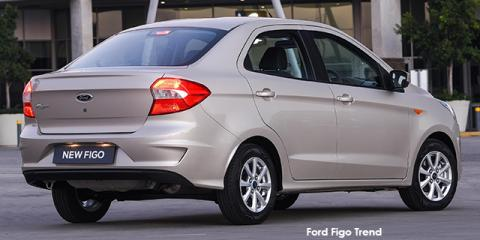 Ford Figo sedan 1.5 Trend - Image credit: © 2020 duoporta. Generic Image shown.