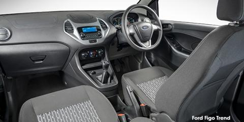 Ford Figo sedan 1.5 Trend - Image credit: © 2018 duoporta. Generic Image shown.