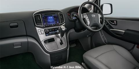 Hyundai H-1 2.5VGTi panel van - Image credit: © 2021 duoporta. Generic Image shown.