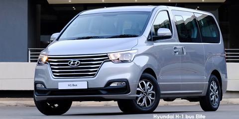Hyundai H-1 2.5VGTi bus Elite - Image credit: © 2021 duoporta. Generic Image shown.