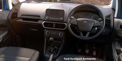 New Ford Ecosport 1 5tdci Ambiente Up To R 16 500 Discount New Car