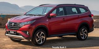 Toyota Rush - Image credit: © 2020 duoporta. Generic Image shown.