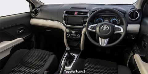 Toyota Rush 1.5 S auto - Image credit: © 2018 duoporta. Generic Image shown.