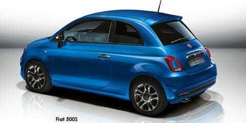 Fiat 500S TwinAir - Image credit: © 2019 duoporta. Generic Image shown.