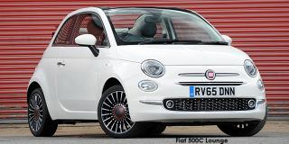 Fiat 500 - Image credit: © 2019 duoporta. Generic Image shown.