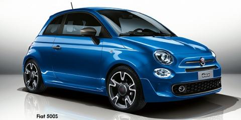 Fiat 500S TwinAir cabriolet - Image credit: © 2019 duoporta. Generic Image shown.