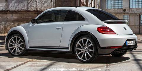 Volkswagen Beetle 1.4TSI R-Line Exclusive - Image credit: © 2019 duoporta. Generic Image shown.