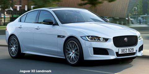 Jaguar XE 25t Landmark Edition - Image credit: © 2019 duoporta. Generic Image shown.