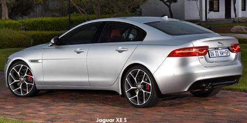 Jaguar XE S - Image credit: © 2019 duoporta. Generic Image shown.