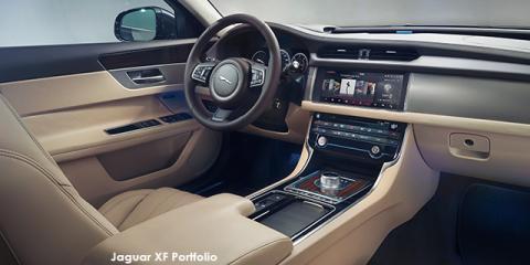 Jaguar XF 25t Portfolio - Image credit: © 2019 duoporta. Generic Image shown.