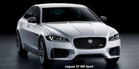 Jaguar XF 300 Sport - Image credit: © 2019 duoporta. Generic Image shown.