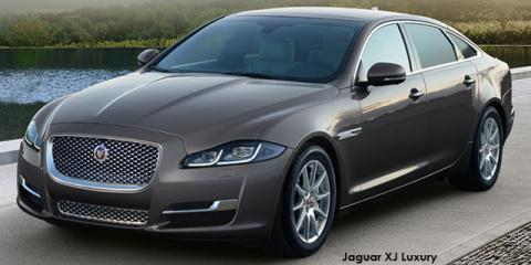 Jaguar XJ 3.0D Luxury - Image credit: © 2018 duoporta. Generic Image shown.